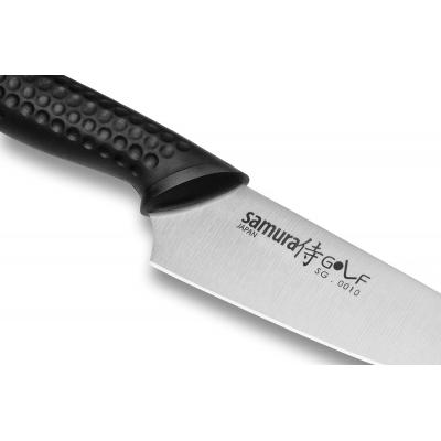 Нож кухонный овощной, 98 мм, Samura