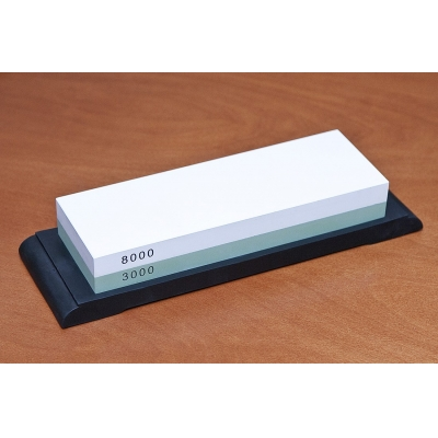 Камень точильный водный, комбинированный, зернистость 3000/8000, Samura (SCS-3800/U)