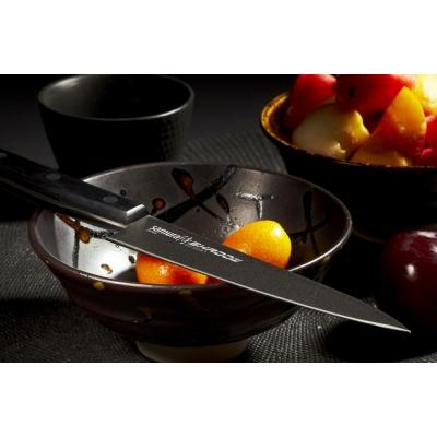 "Нож кухонный универсальный, 120 мм, Samura ""Shadow"" (SH-0021)"