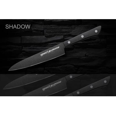 "Нож кухонный универсальный, 150 мм, Samura ""Shadow"" (SH-0023)"
