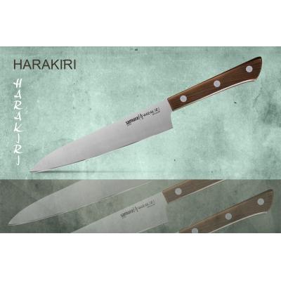 """Нож кухонный универсальный, 150 мм, Samura """"Harakiri"""" (SHR-0023WO)"""