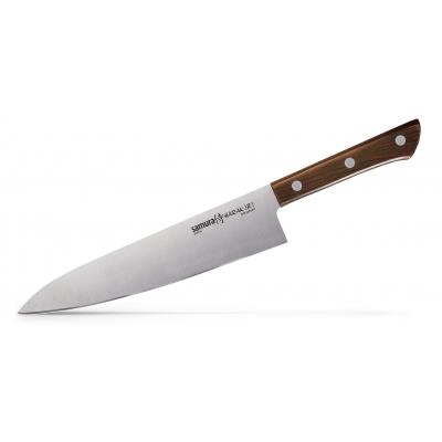 Нож кухонный Шеф, 208 мм, Samura