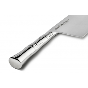 """Нож-топорик кухонный для мяса, 180 мм, Samura """"Bamboo"""" (SBA-0040)"""