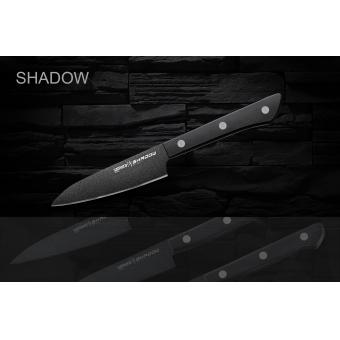"""Нож кухонный овощной, 99 мм, Samura """"Shadow"""" (SH-0011)"""