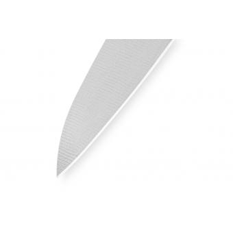 """Нож кухонный овощной, 99 мм, Samura """"Harakiri"""" (SHR-0011W)"""