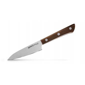 """Нож кухонный овощной, 99 мм, Samura """"Harakiri"""" (SHR-0011WO)"""
