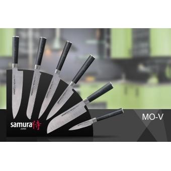 """Нож кухонный для томатов, 120 мм, Samura """"Mo-V"""" (SM-0071)"""